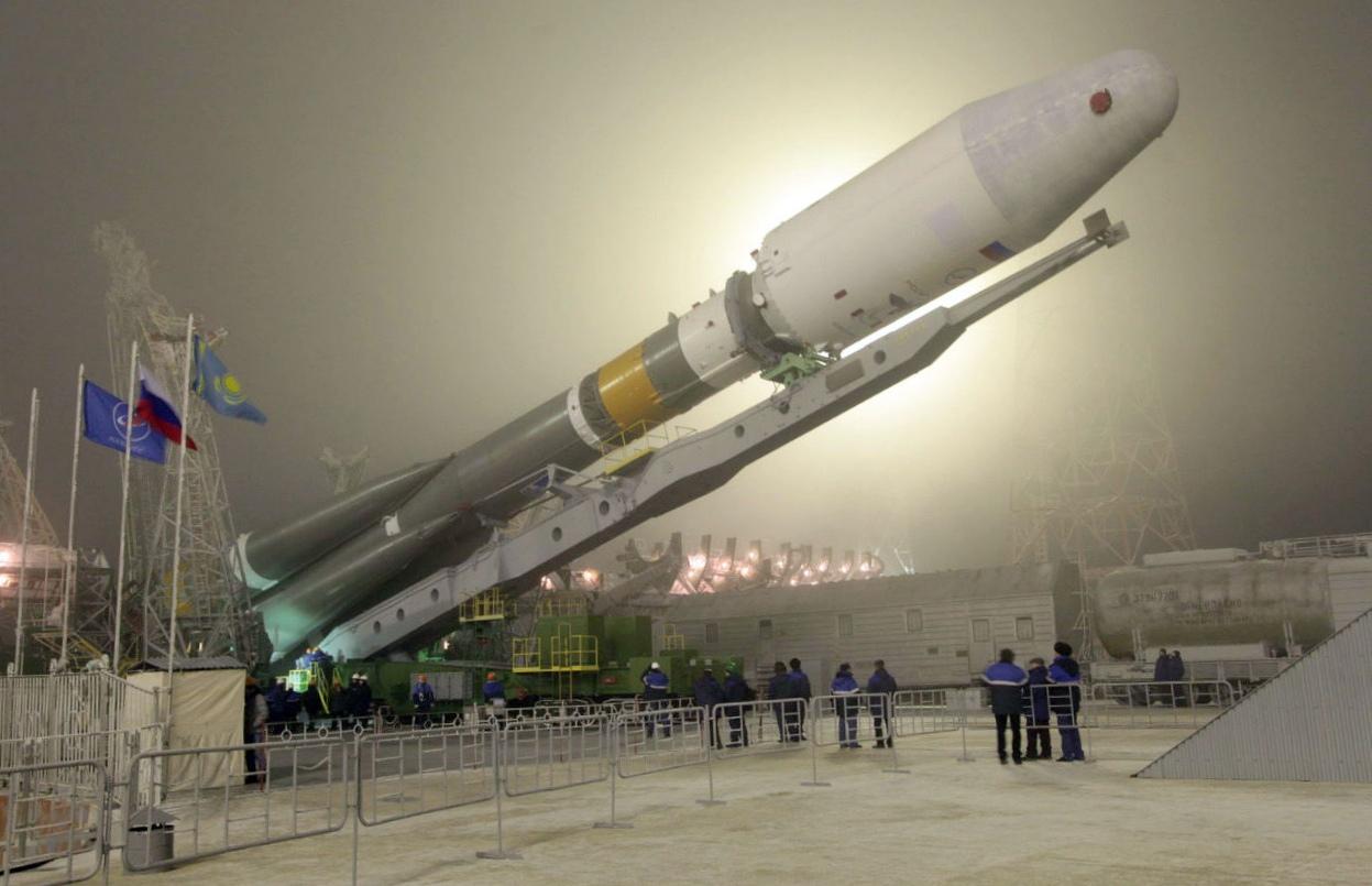 Россия и ес: потерянный союз в космосе? часть 1