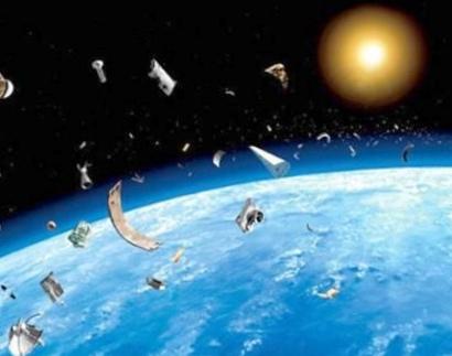 Россия планирует создание космического чистильщика