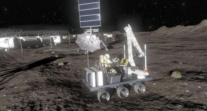Россия построит электростанцию в космосе