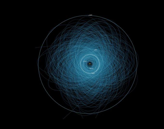 Россия запустит в космос гравитационный трактор и будет искать жизнь возле юпитера