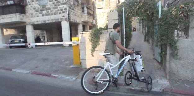 S-cargo - грузовик из велосипеда