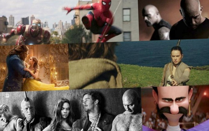 Самые ожидаемые фильмы 2017-го года