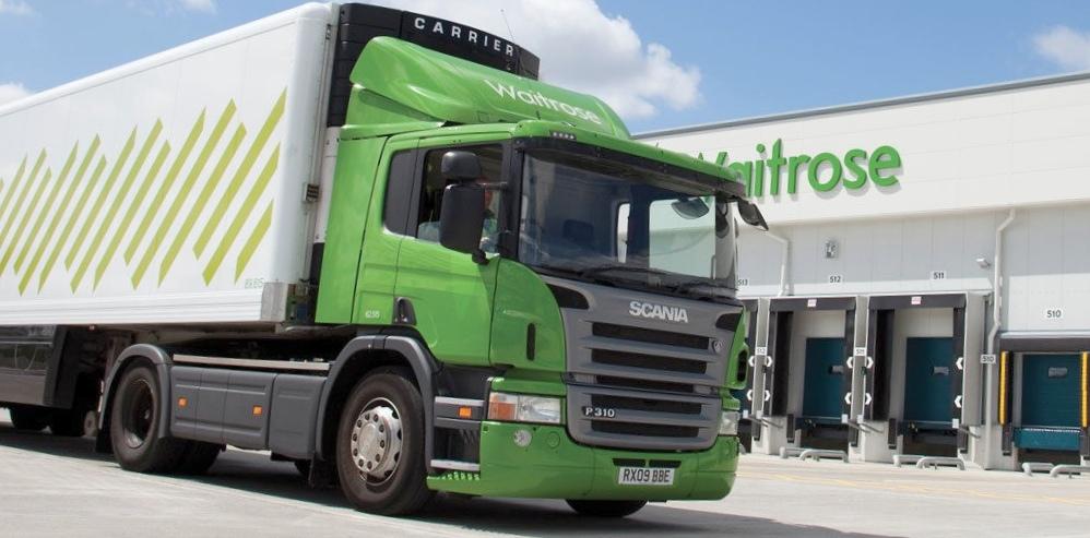 Сеть супермаркетов запускает грузовые автомобили на биотопливе
