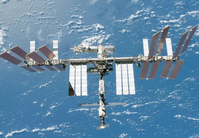 Система дистанционного зондирования земли на международной космической станции