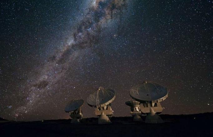 Слушая вселенную: будущее радиоастрономии