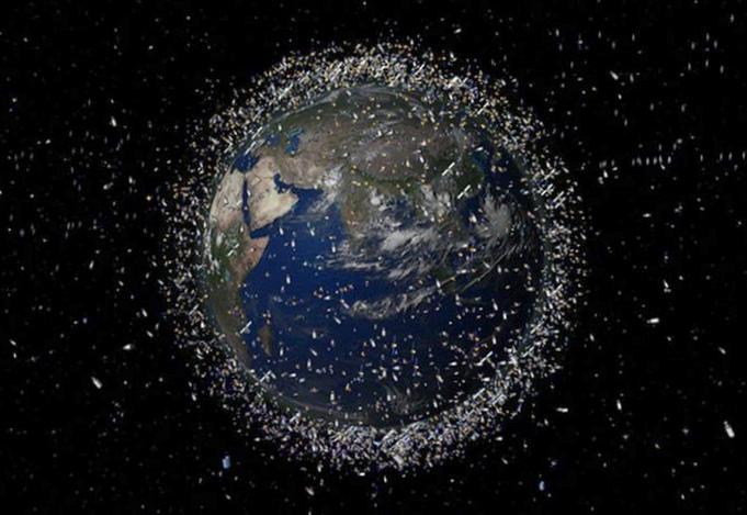 Снимки из космоса. решение земных проблем