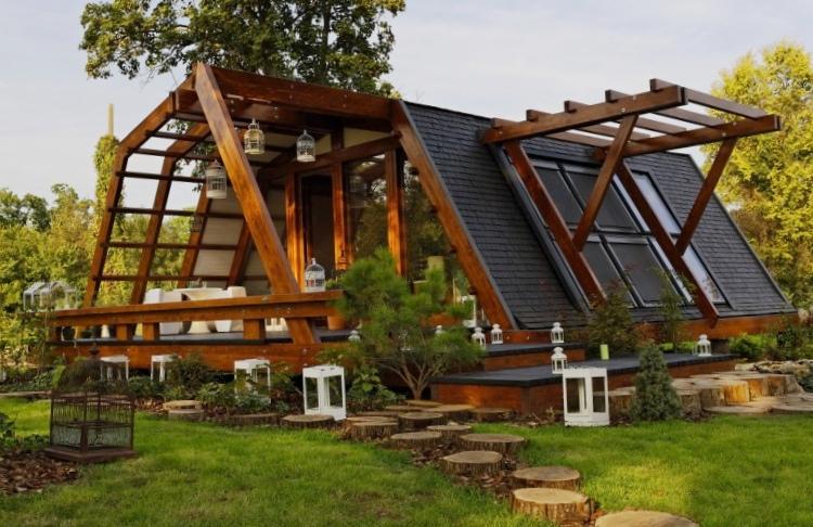 Soleta zeroenergy – зеленый дом из румынии