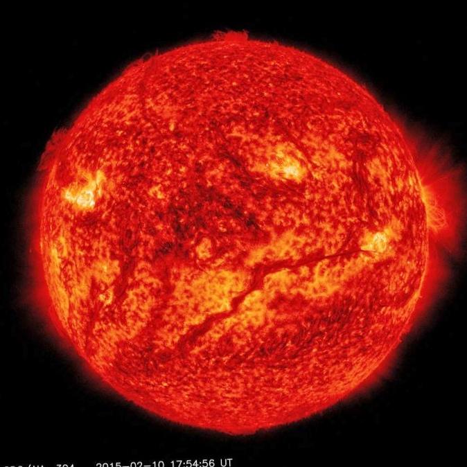Солнцеподобные звезды способны на мегавспышки