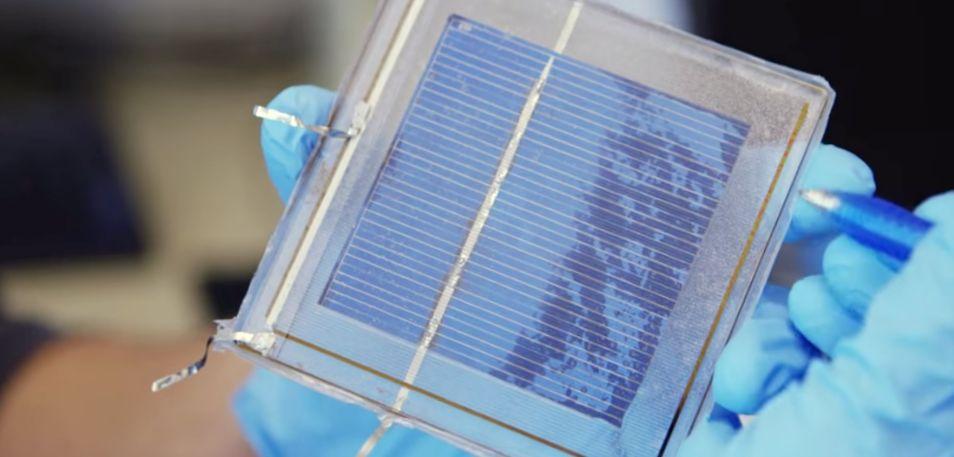 Солнечные панели получат силовое поле