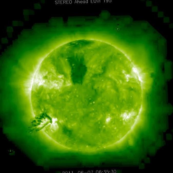 Солнечные вспышки оказались в три раза мощнее, чем считалось ранее