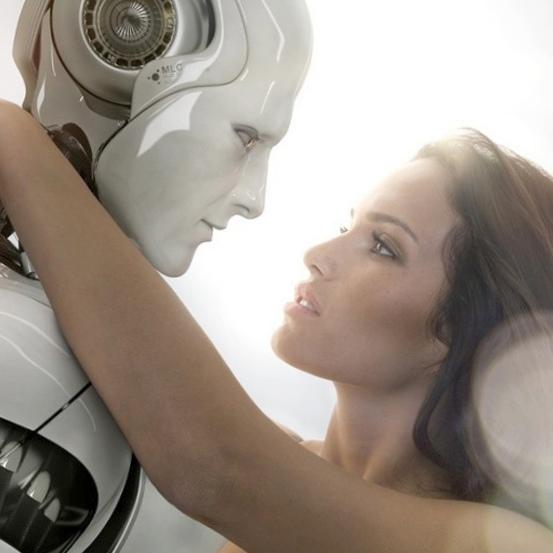 Современные люди готовы любить роботов будущего