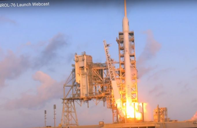Spacex задал россии планку