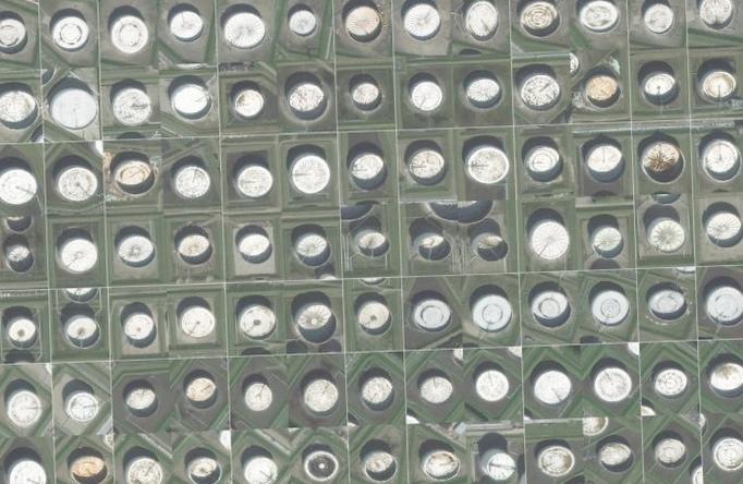 Спутниковые снимки показывают рост и спад экономического развития разных стран в режиме реального времени