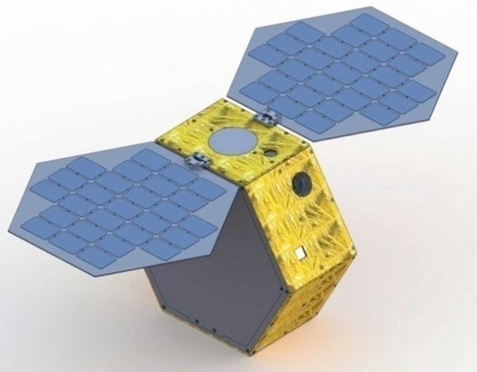 «Спутникс»: космические аппараты по принципу lego