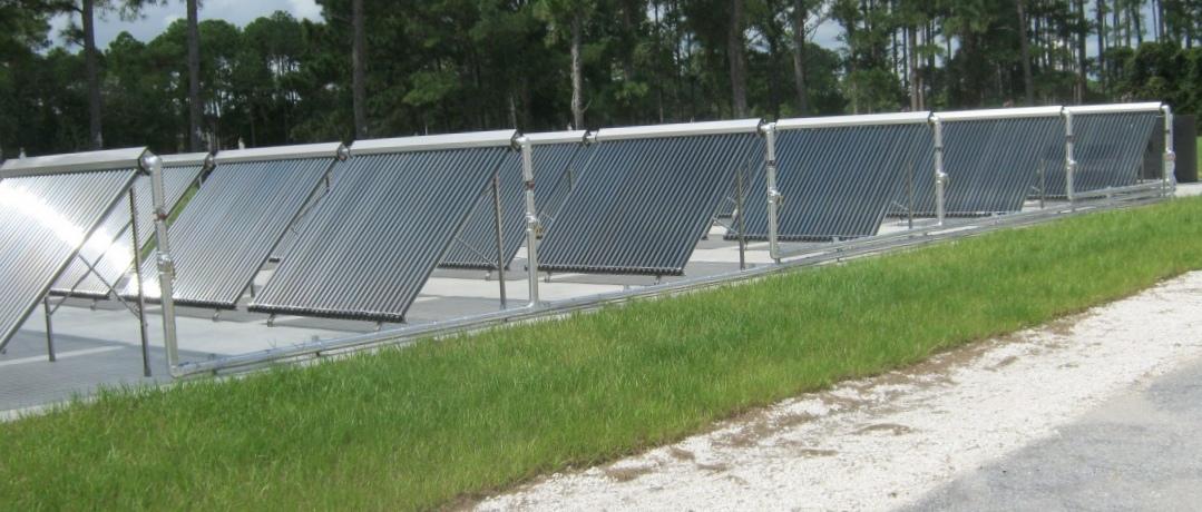 Стойкое чёрное покрытие продлит жизнь тепловых солнечных панелей и уменьшит воздействие на окружающую среду