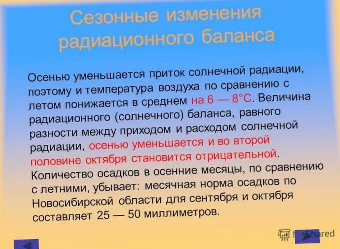 Суммарная радиация и радиационный баланс.
