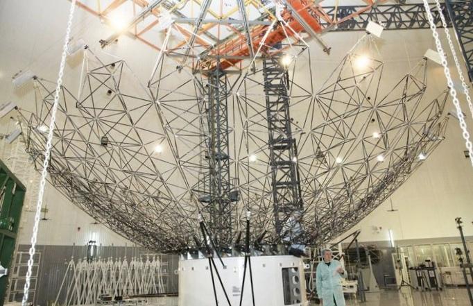 Телескоп миллиметрон изучит окрестности черных дыр