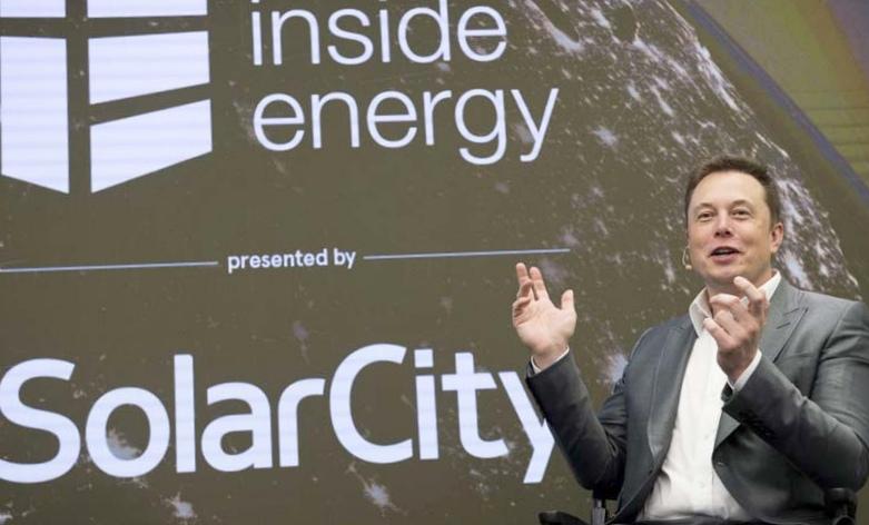 Tesla создает крышу полностью из солнечных панелей