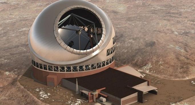Tmt: как устроен телескоп диаметром 30 метров