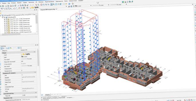 Трёхмерные модели как системы отображения пространственной информации и их практическое использование