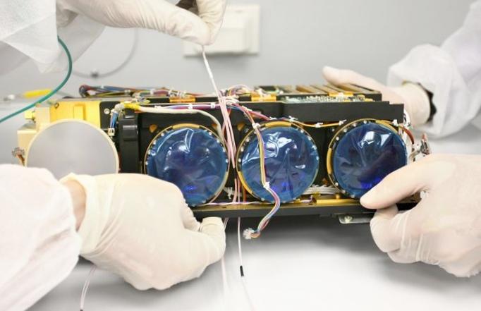 У марсохода curiosity сломались сенсорные датчики