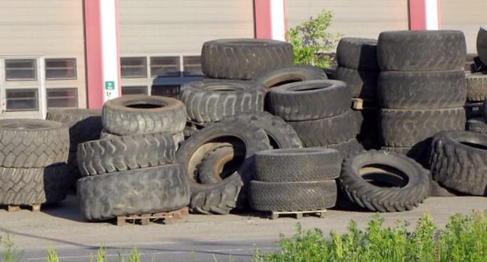 Ученые научились перерабатывать шины