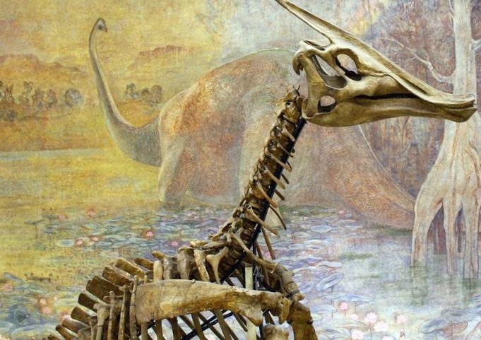 Ученые расследуют гибель новорожденных динозавров