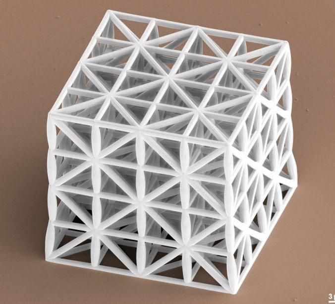 Ученые создали искусственную кость, которая легче воды и прочнее стали