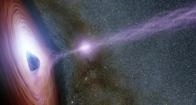 Ученые впервые измерили магнитное поле черной дыры вцентре галактики