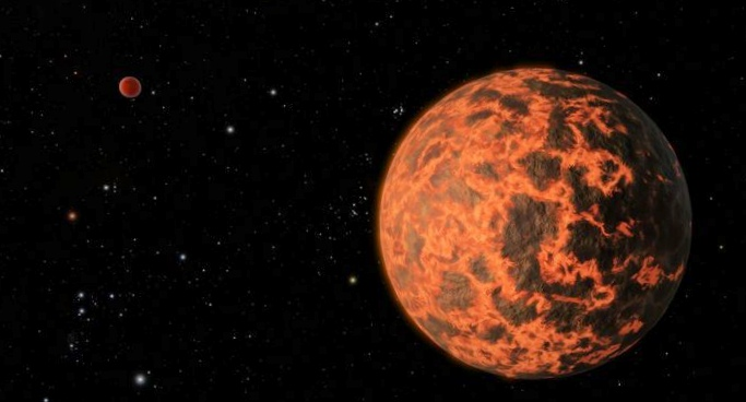 Ученые выяснили, что на ближайшей к земле экзопланете может существовать жизнь