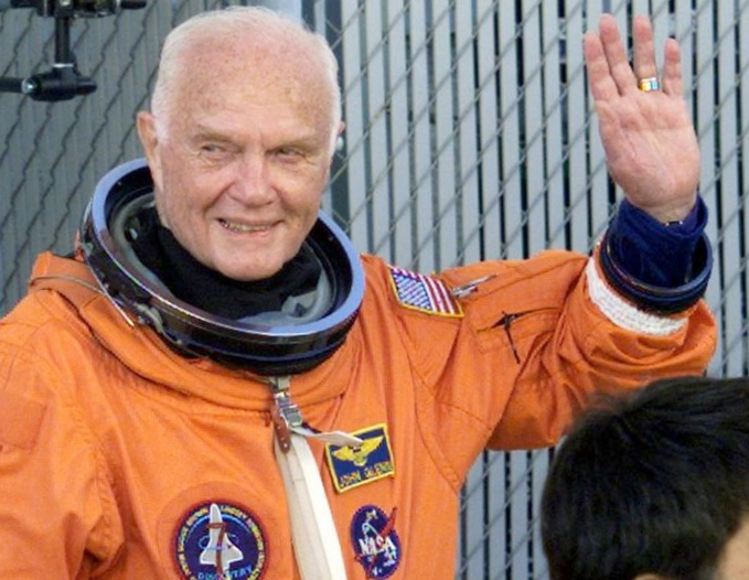 Умер знаменитый астронавт джон гленн