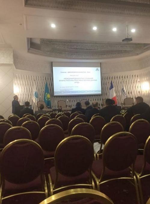 В астане состоялся iv международный семинар дни космоса в казахстане - 2016