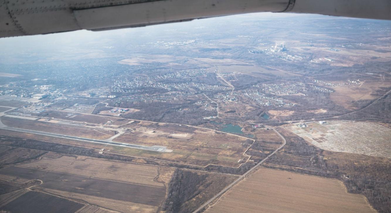 В хабаровске проведут аэрофотосъемку для создания 3d модели города за 20 млн. руб