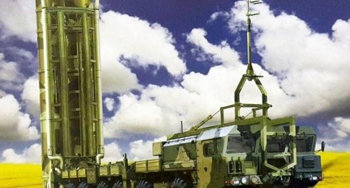 В россии проходят испытания зенитной ракетной системы с-500
