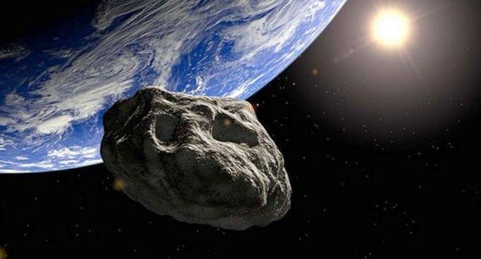 В россии создадут систему отслеживания опасных астероидов