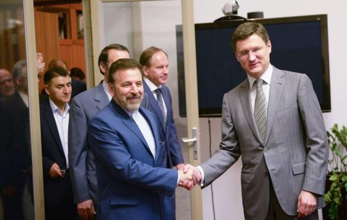 В тегеране начала работу российско-иранская комиссия по экономическому сотрудничеству
