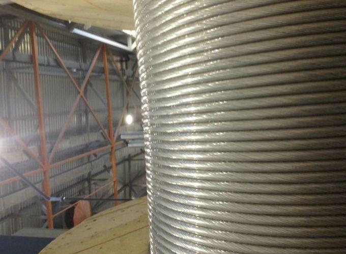 В угличе построен завод по производству высоковольтных проводов для лэп