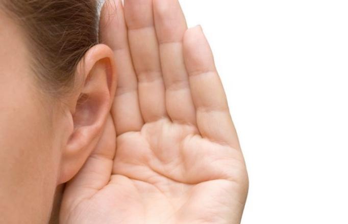 Витамины для слуха
