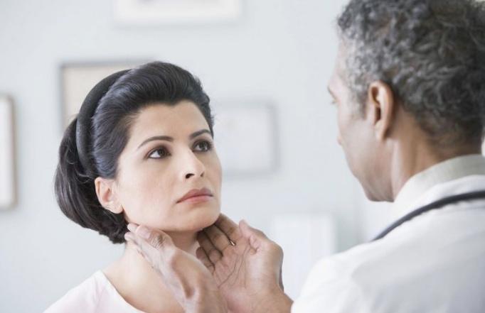 Витамины при остром тиреоидите
