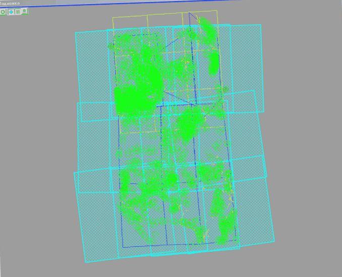 Влияние геометрических параметров съемки на точность ортофотопланов, создаваемых по снимкам с ка ikonos