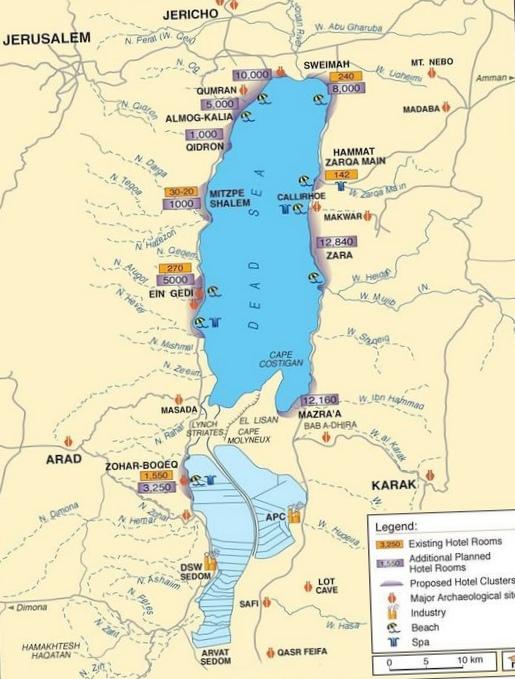 Вода мертвого моря снижает уровень глюкозы