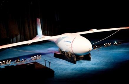 Водородный самолет boeing phantom eye