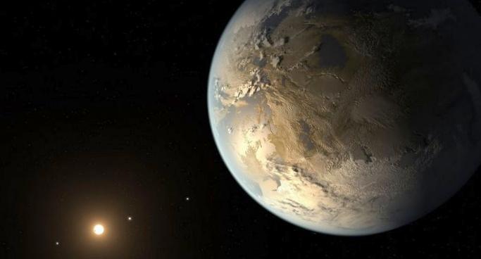 Впоисках далеких планет: экзопланеты