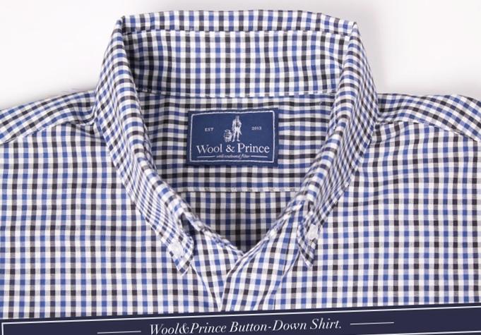 Woolprince – рубашка, которую не надо стирать