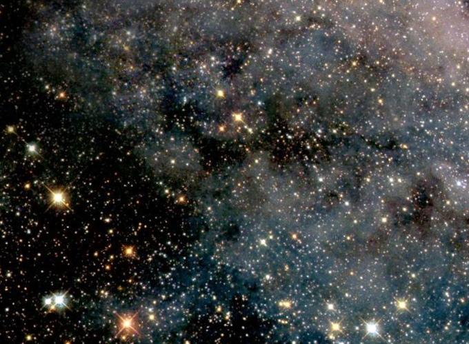 Запах космоса, вкус млечного пути идругие невероятные факты