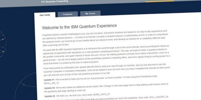 Женская логика: квантовый компьютер