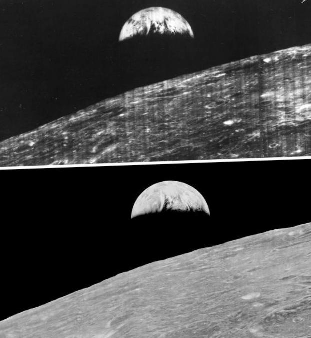 Зонд миссии «экзомарс» передал на землю первое цветное фото фобоса.