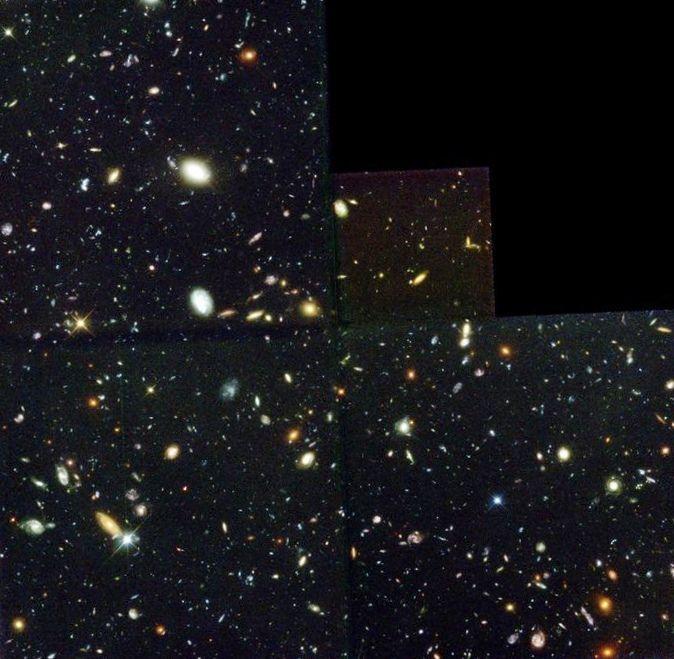 Звездные острова: галактики
